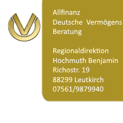 Allfinanz – Hochmuth Benjamin