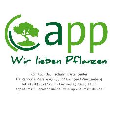 Baumschule App