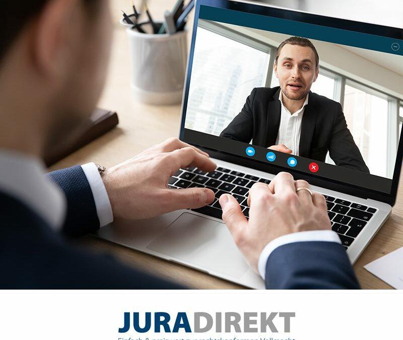 Unternehmertreff Vorstellung Jura Direkt